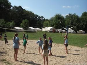 JF_2013 Zeltlager Plön Volleyball